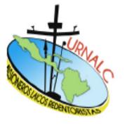 logo misioneros laicos URNALC