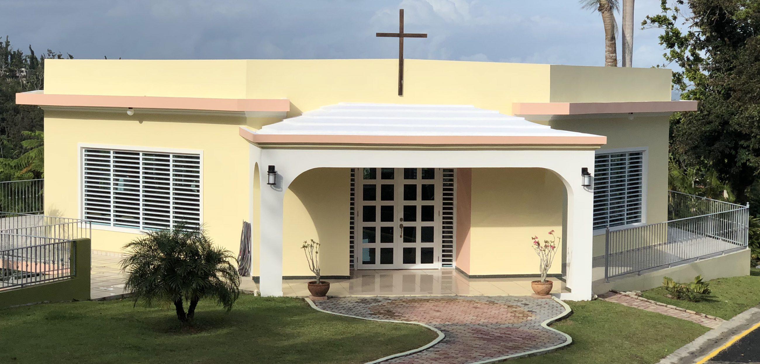 CASA CRISTO REDENTOR (Misioneros Redentoristas)