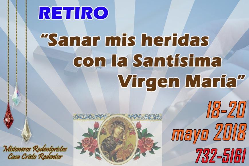 SANAR CON MARIA