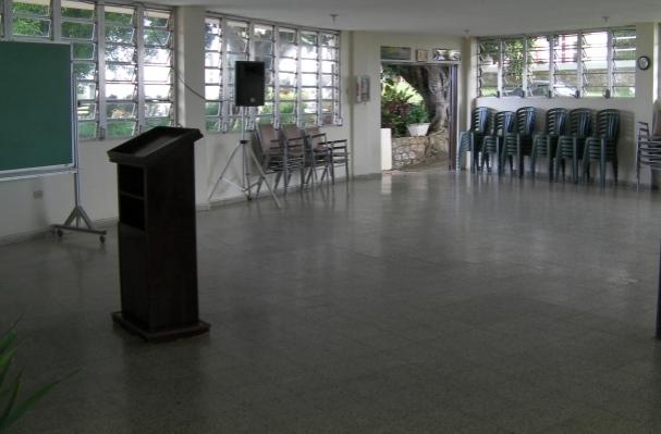 Antiguo Salón de Conferencias