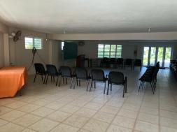 Salón de Conferencias (Bajos de Capilla)